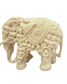 """Elephant Statue Large Outdoor 12"""""""